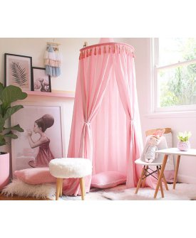 Baby Pink Canopy