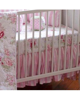 how to make a cot valance