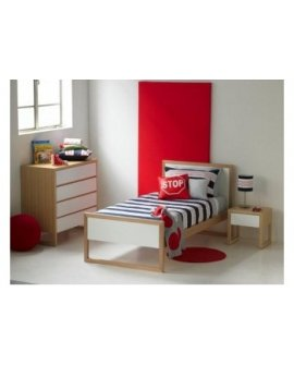 Colour Box Bed