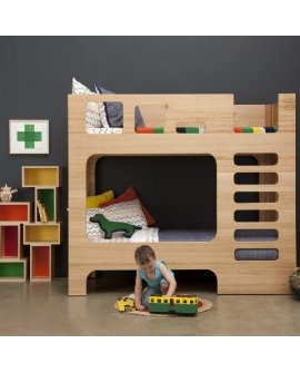 Scoop Bunk Bed