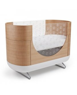 Pod cot + junior bed