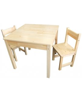 Table and Chair Square